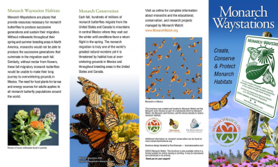 Monarch Waystation Brochure