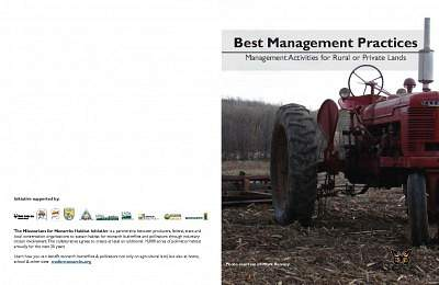 Best Management Practices: Management Activities for Rural or Private Lands