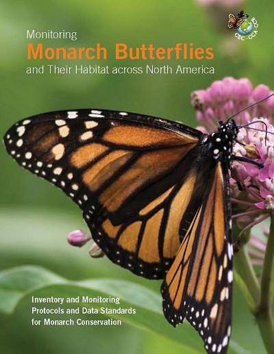 Monitoring Monarch Butterfies and Their Habitat across North America