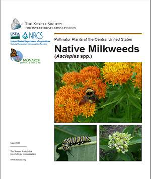 Native Milkweeds of the Central United States