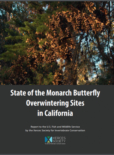 State of the Monarch Butterfly Overwintering Sites in California